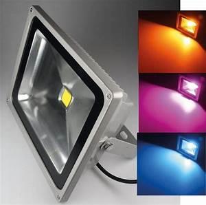 Außenbeleuchtung Mit Fernbedienung Steuern : led rgb ww fluter 50 watt led lichtsysteme gro handel ~ Watch28wear.com Haus und Dekorationen