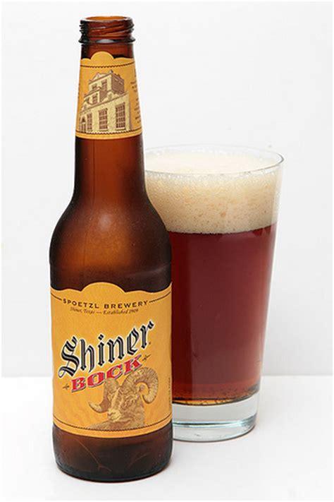 shiner bock favorite beers