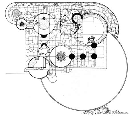 jester house frank lloyd wright unbuilt masterpieces wright s ralph jester house a point in design