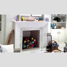 Cool Ideas For Your Nonworking Fireplace  Youtube