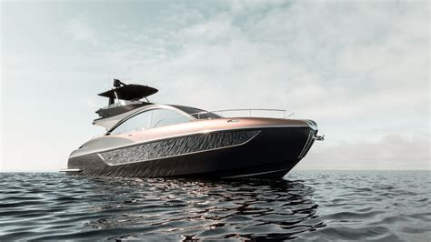 lexus ly  luxury yacht pursuitist