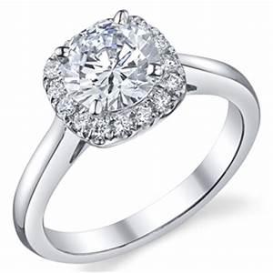 diamond eternity engagement rings budget diamond With halo ring with plain wedding band