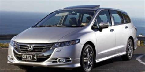Honda Odyssey 2020 Australia by 2014 Honda Odyssey Luxury Review Caradvice