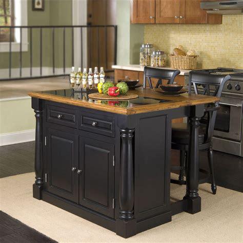 small black kitchen island kitchen islands monarch kitchen island with granite 5354