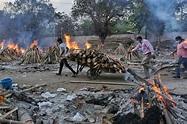 影/印度醫院爆滿、缺乏氧氣筒!各地抗議追打軍警 | 全球 | NOWnews今日新聞