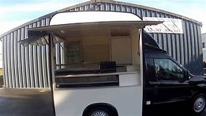 Video Fiat Doblo Cargo Food Truck 90 Cv