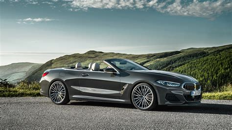 2019 Bmw 8-series Convertible Wallpapers & Hd Images
