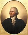 Powdered wig - modeled based on George Washington's ...