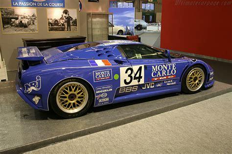 Michel hommell retired it to his 'manoir de l'automobile' museum in loheac, france. Bugatti EB 110 SS Le Mans - Chassis: ZA9BB02E0RCD39016 ...