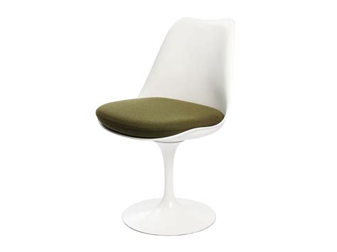 buy the knoll tulip chair at nest co uk