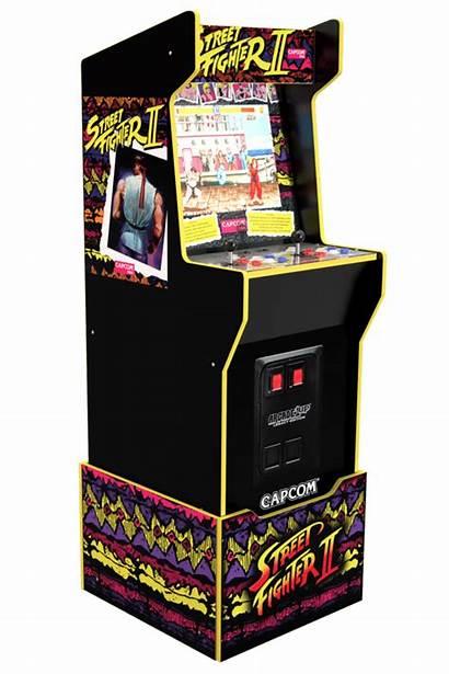 Arcade1up Arcade Capcom Legacy Cab Machines Cabinet