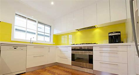 black glass backsplash how splashes of colour can transform your kitchen