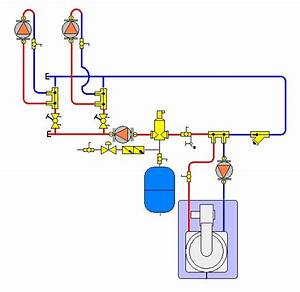 Boiler Set Up  Primary Secondary Problem  Pictures In Post