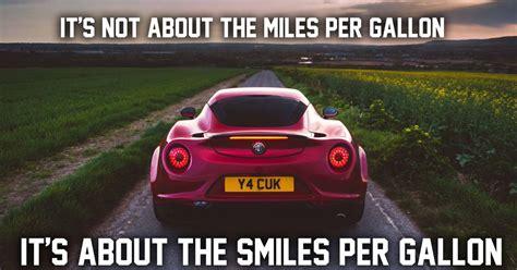miles  gallon    smiles