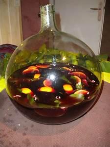 Customiser Une Bouteille De Vin : vin de noix le jardin de memere herisson ~ Zukunftsfamilie.com Idées de Décoration