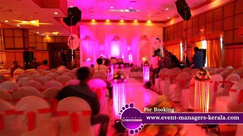 wedding planner  kerala stage decoration kochi