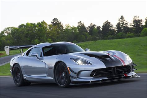 dodge viper acr special edition introduced forcegtcom