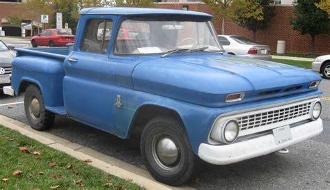 Chevrolet History by Southern Kentucky Classics Chevy Gmc Truck History