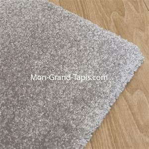 grand tapis rond gris clair sur mesure par mon grand tapis With grand tapis gris