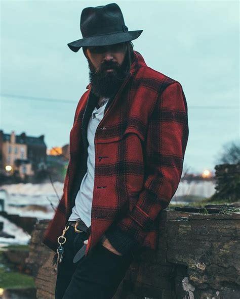 Lane Toran Full Thick Dark Beard Mustache Beards