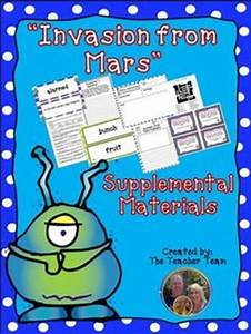 Journey's 4th Grade: Unit 2, Lesson 6 Invasion From Mars ...