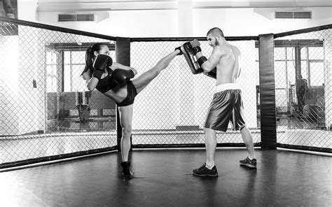 mma training kettlebell strength exercises core lean hip specific academy hartford ct west womens bulky toned onnit martial legs arts