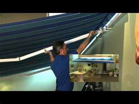 fixed pitch adjustment service video marygrove awnings youtube