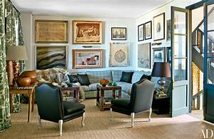 Home Decor Ideas - Mixing Antique Furniture and