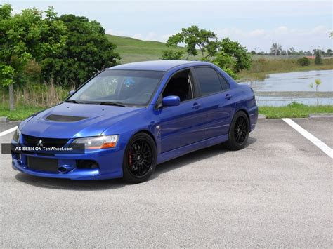 mitsubishi evolution 2005 2005 mitsubishi lancer evolution 8