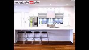 Küchenrückwand Glas Beleuchtet : wei e k che beleuchtung blaue k chenr ckwand glas einbauger te youtube ~ Frokenaadalensverden.com Haus und Dekorationen