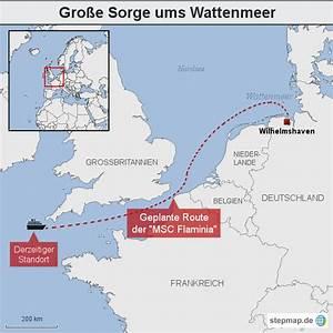 Seemeilen Berechnen Karte : gro e sorge ums wattenmeer von iap landkarte f r europa ~ Themetempest.com Abrechnung