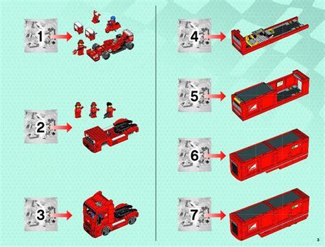 Lego ferrari 488 gt3 scuderia corsa 75886 instructions. LEGO F14 T and Scuderia Ferrari Truck Instructions 75913, Speed Champions