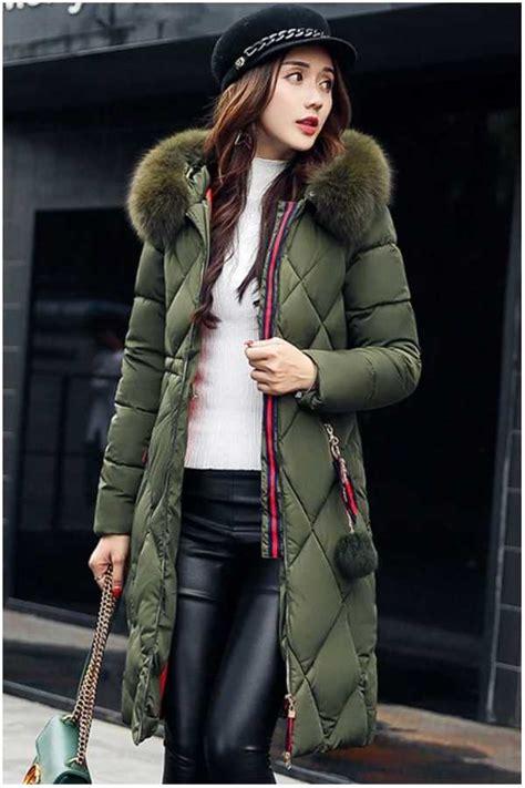 baju musim dingin jaket bulu angsa korea jaket korea musim dingin baju korea baju