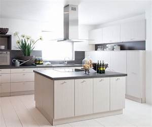 Küchen Farben Trend : schlichte eleganz plus 278 von nolte bild 17 sch ner wohnen ~ Markanthonyermac.com Haus und Dekorationen