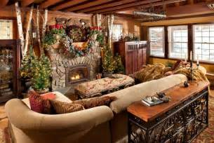 rustic home interiors rustic decorating ideas canadian log homes