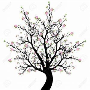 Blossom Clipart Pretty Tree