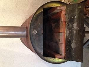 Fabriquer Un Barbecue Avec Un Bidon : fabriquer un four a pizza a bois cuisine le four la pr carit du sage fabriquer four a bois pas ~ Dallasstarsshop.com Idées de Décoration