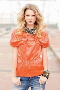 Taylor Swift 2009 Teen Vogue Magazine Photoshoot