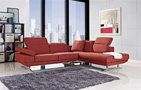 red sectional sofa ashley furniture red sectional sofa dark red sectional sofas sears