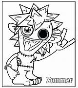 Monster Coloring Monsters Pages Moshi Print Silly Cool2bkids Printable Cute Colouring Sheets Drawing Energy Games Little Getcolorings Halloween Printables Harvester sketch template