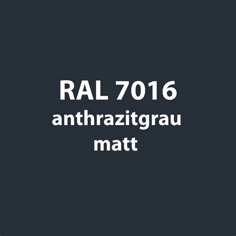 Ral Anthrazit 7016 by Anthrazit Ral 7016 Alu Fensterbank Anthrazit Ral 7016