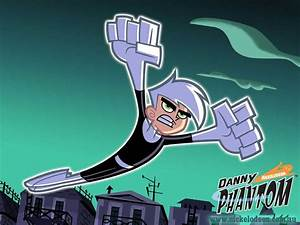 Danny Phantom Wallpaper (1024 x 768 Pixels)
