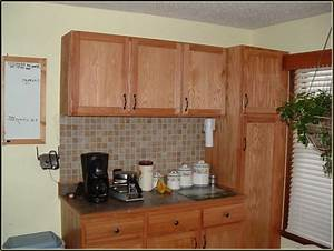 Small tiles kitchen wall with elegant lowes unfinished for Kitchen cabinets lowes with elegant framed wall art