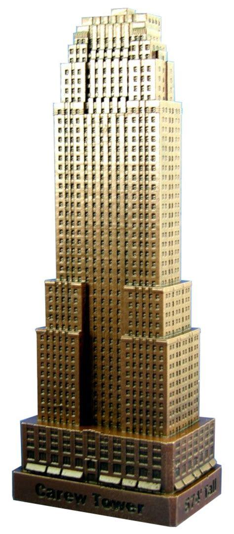 replicabuildings carew tower