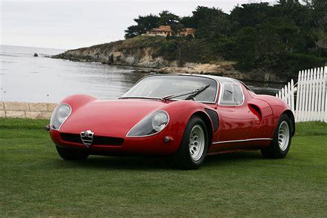 Alfa Romeo Tipo 33 Stradale - 2006 Pebble Beach Concours d ...
