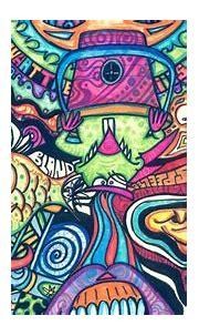 Trippy Art Wallpaper (67+ images)