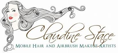 Stace Logos Claudine Makeup Hair Artist Bridal