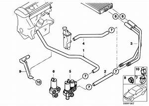 Original Parts For E46 316ti N42 Compact    Heater And Air