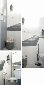 Deco Bord De Mer : d co toilettes bord de mer exemples d 39 am nagements ~ Dode.kayakingforconservation.com Idées de Décoration