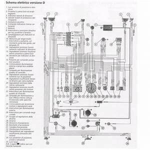 Schema Elettrico 500 D - Fiat 500 Service